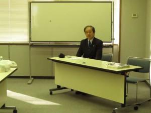 「耐震セミナー」(昭島市)開催