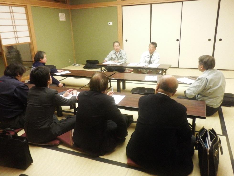 非木造耐震診断委員会 開催