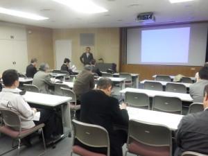 支部木造耐震診断委員会 開催