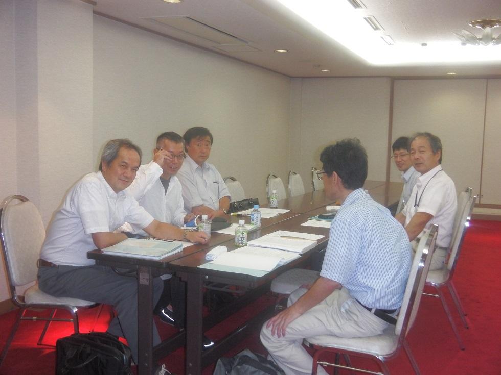 平成28年度第1回たちかわ支部木造耐震評価委員会