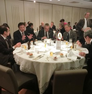 平成31年度 役員改選総会・平成31年 賀詞交歓会